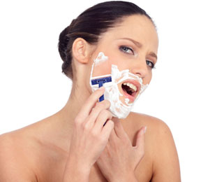 Skincare Shocker: Women, Shave Your Face!