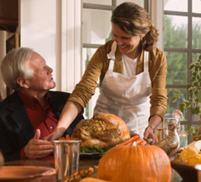 A Holiday Recipe for Less Family Drama