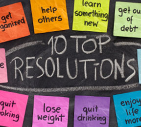 The New Year's Resolution Solution