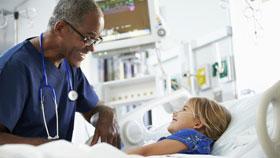 Children In Critical Care