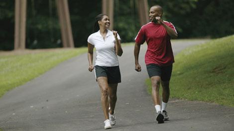 can i treadmill barefoot walk on